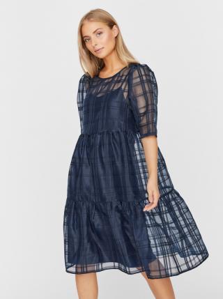 Vero Moda modré šaty - XS dámské modrá XS