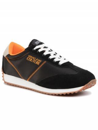 Versace Jeans Couture Sneakersy E0YVBSE1 Černá pánské 41