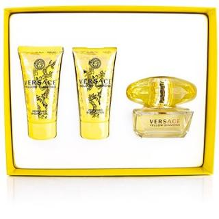 VERSACE Yellow Diamond EdT Set 150 ml