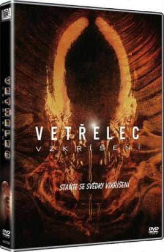 Vetřelec: Vzkříšení - DVD