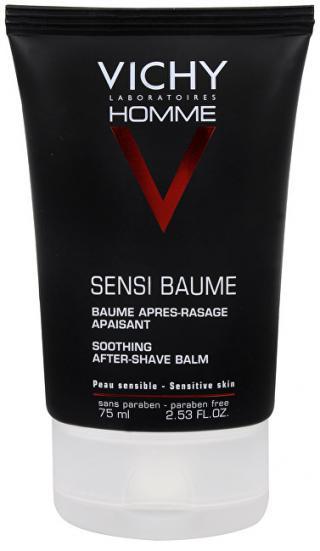 Vichy Balzám po holení Homme Sensi-Baume Mineral Ca  75 ml pánské