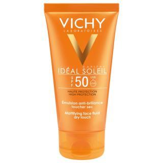 Vichy Capital Soleil ochranný matující fluid na obličej SPF 50 50 g dámské 50 g