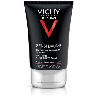 Vichy Homme Sensi-Baume balzám po holení pro citlivou pleť 75 ml pánské 75 ml