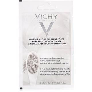 VICHY Pore Purifying Clay Mask 2× 6 ml