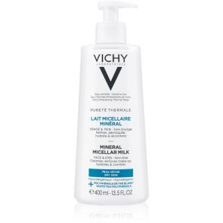 Vichy Pureté Thermale minerální micelární mléko pro suchou pleť 400 ml dámské 400 ml