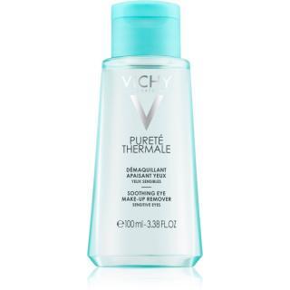 Vichy Pureté Thermale zklidňující odličovač očí 100 ml dámské 100 ml