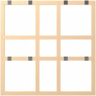 Vicoustic VicFix Frame 2x2 Light Brown