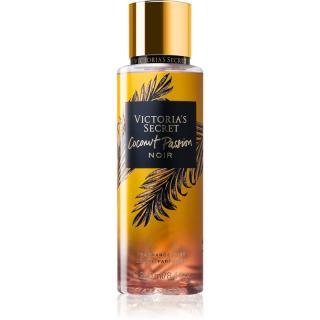 Victorias Secret Coconut Passion Noir parfémovaný tělový sprej pro ženy 250 ml dámské 250 ml
