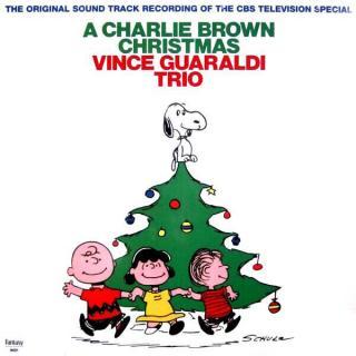 Vince Guaraldi A Charlie Brown Christmas  Black