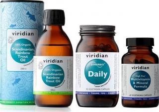 Viridian Vitality Restart pánské