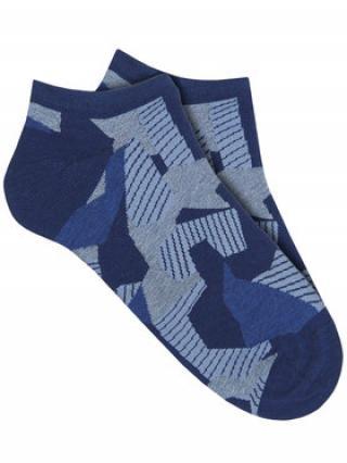 Vistula Pánské nízké ponožky Cherito XZ1123 Modrá pánské 44_46