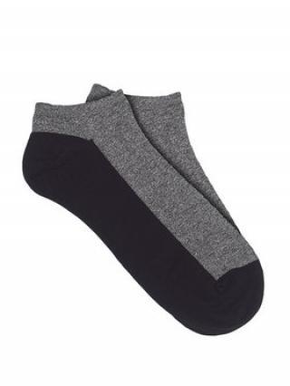 Vistula Pánské nízké ponožky Jacob XZ1118 Černá pánské 44_46