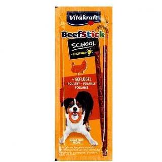 Vitakraft Dog pochoutka Beef Stick salami Geflug 1 ks