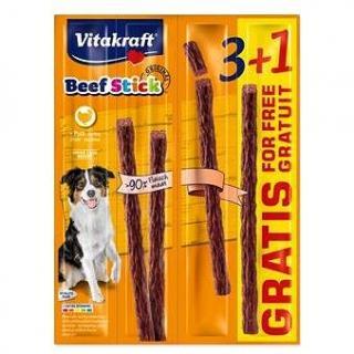 Vitakraft Dog pochoutka Beef Stick Turkey 3 ks