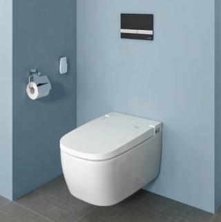 Vitra V CARE 1.1 basic bidet   wc, dálkový ovladač, 5674B003-6193