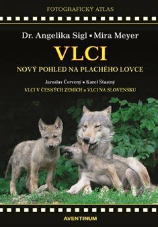 Vlci - Karel Šťastný, Jaroslav Červený, Mira Meyer, Angelika Sigl