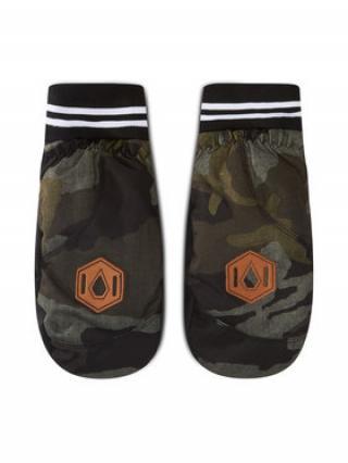 Volcom Snowboardové rukavice Bistro Mit K6852104 Zelená S
