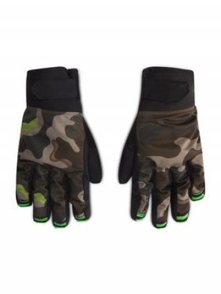 Volcom Snowboardové rukavice Nyle J6852106 Zelená S