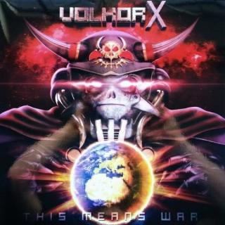 Volkor X This Means War  Black