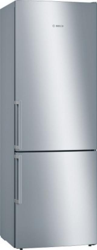 Volně stojící kombinovaná lednice bosch kge49eicp, 302l