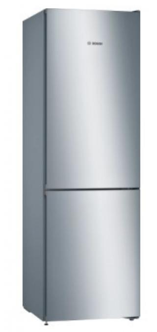 Volně stojící kombinovaná lednice bosch kgn36vlec, a
