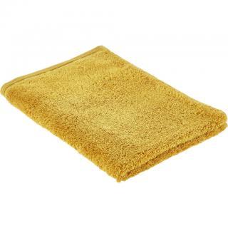 Vossen RUČNÍK PRO HOSTY, 40/60 cm, curry žlutá - curry žlutá 40