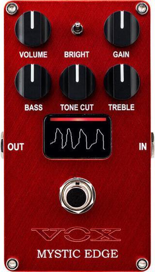 Vox Mystic Edge Red