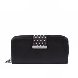 Vuch černá peněženka Florianna dámské
