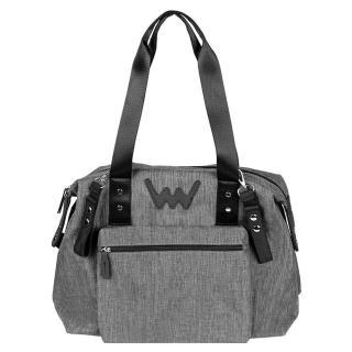 Vuch Cestovní taška Keara tmavě šedá
