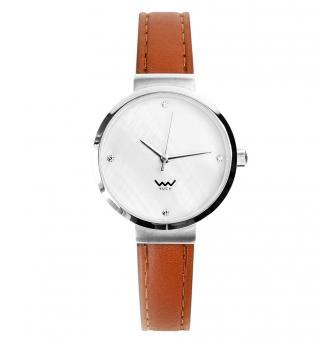 Vuch Dámské hodinky Amber hnědá