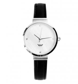 Vuch Dámské hodinky Sapphire černá