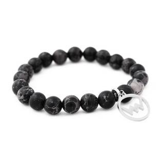 Vuch Dámský náramek Meddy - XS: 15-16 cm černá