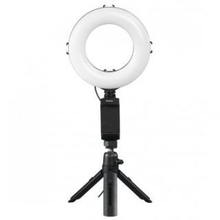 Výbava kanceláře kruhové led světlo hama, 6,7 pro smartphone/tablet, bluetooth
