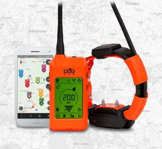Vyhledávací zařízení DOG GPS X30T - s výcvikovým modulem