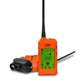 Vyhledávací zařízení se zvukovým lokátorem DOG GPS X30B