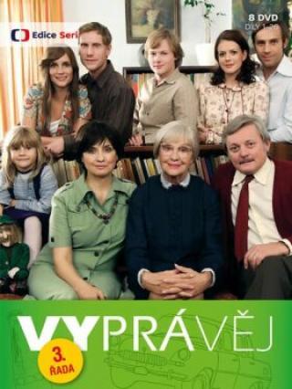 Vyprávěj 3. řada  - 8 DVD