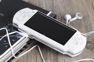 Vysoce kvalitní ultralehká herní konzole Barva: bílá