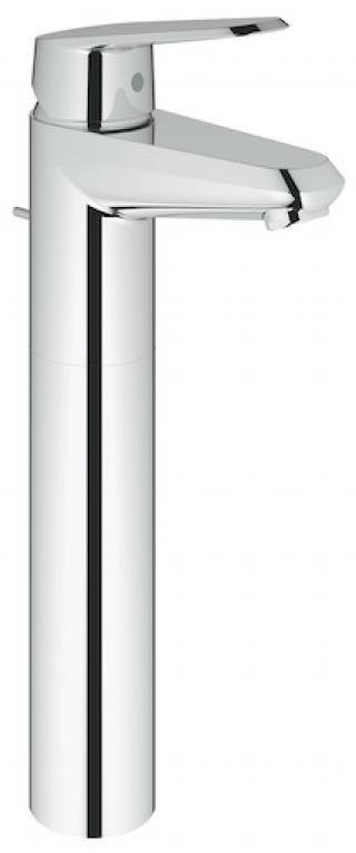 Vysoká umyvadlová baterie Grohe Eurodisc s výpustí chrom 23055002 chrom chrom