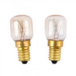 Vysokoteplotní žárovka - 1 kus - 15W - 25W Příkon: 15W