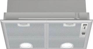 Výsuvný, výklopný odsavač par odsavač par bosch dhl555bl