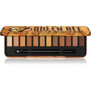 W7 Cosmetics Queen Bee paletka očních stínů 15,6 g dámské 15,6 g