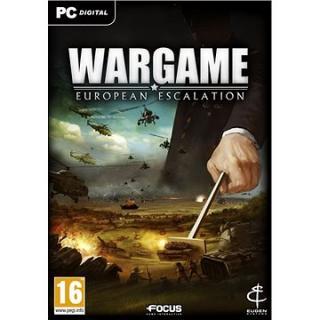 Wargame: European Escalation (PC) DIGITAL
