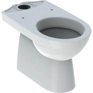 WC kombi, pouze mísa Geberit Selnova spodní odpad 500.151.01.1 bílá bílá