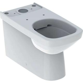 WC kombi, pouze mísa Geberit Selnova vario odpad 500.489.01.1 bílá bílá