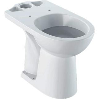 WC kombi, pouze mísa Geberit Selnova zadní odpad 500.284.01.1 bílá bílá