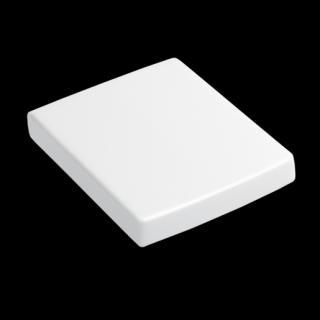 WC prkénko Villeroy & Boch Memento duroplast bílá 9M17S1R1 bílá bílá