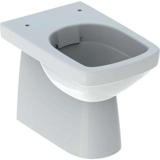 WC stojící Geberit Selnova zadní odpad 500.153.01.1 bílá bílá