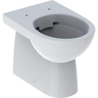 WC stojící Geberit Selnova zadní odpad 500.393.01.1 bílá bílá