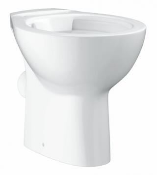 Wc stojící Grohe Bau Ceramic alpská bílá zadní odpad 39430000 bílá alpská bílá