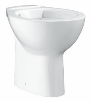 Wc stojící Grohe Bau Ceramic alpská bílá zadní odpad 39431000 bílá alpská bílá